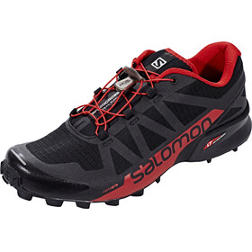 Salomon Speedcross Pro 2 Shoes Men Black/Barbados Cherry/Black